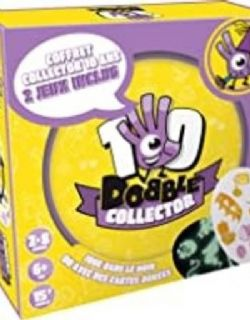 SPOT IT! / DOBBLE COLLECTOR 10 YEARS (BILINGUE)