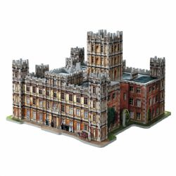 CT 3D DOWNTON ABBEY