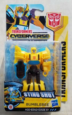TRANSFORMERS CYBERVERSE SCOUT