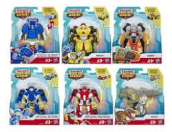 PLAYSKOOL HEROES TRANSFORMERS RESCUE BOTS ACADEMY - ASSORTIMENT