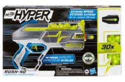 NERF HYPER - BLASTER À POMPE RUSH-40