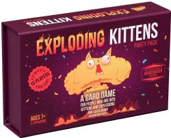 EXPLODING KITTENS - PARTY PACK