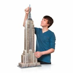 WREBBIT CT 3D 975PCS EMPIRE STATE BUILDING