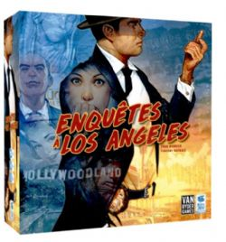 ENQUETES À LOS ANGELES - SAISON 1