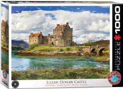 EUROGRAPHICS CT 1000PCS - CHÂTEAU SCOTLAND