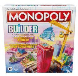 MONOPOLY BUILDER - JEU DE STRATÉGIE POUR LA FAMILLE
