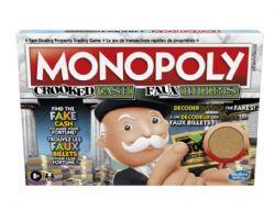 MONOPOLY - FAUX BILLETS
