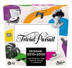 TRIVIAL PURSUIT DÉCENNIE - 2010-2020 (CONTENU FRANÇAIS - POUR DISTRIBUTION AU QUÉBEC)