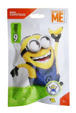 ENS PERSONAGES MINION ASST. MEGA CONSTRUX