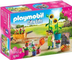 PLAYMOBIL FLEURISTE #9082***