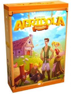 AGRICOLA - FAMILLE