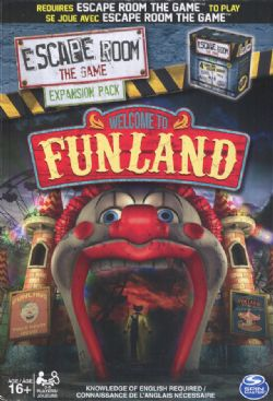 EXTENSION - FUNLAND