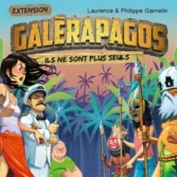 GALÈRAPAGOS EXTENSION TRIBU ET PERSONNAGES