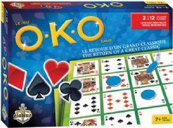 // O-K-O VERT SÉRIE 1 À 12 (OKO / O.K.O)
