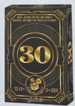 JEU DU 30