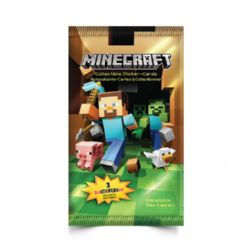 PQT MINECRAFT CARTES A COLLECTIONNER