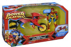 POWER PLAYERS - MOTO D'AXEL