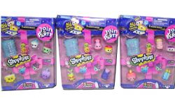 SHOPKINS JOINS TOI A LA FETE PQT 5
