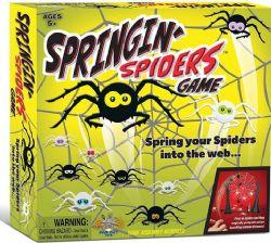 SPRINGIN' SPIDERS - LANCE TES ARAIGNÉES DANS LA TOILE