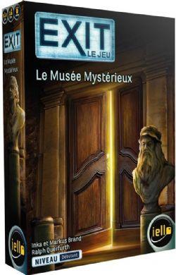EXIT - LE MUSÉE MYSTÉRIEUX