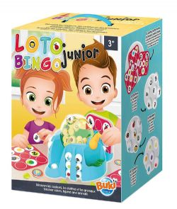 LOTO BINGO JUNIOR STOCK