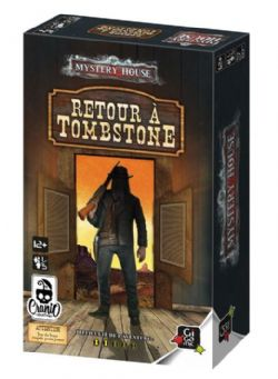 MYSTERY HOUSE - EXTENSION RETOUR À TOMBSTONE