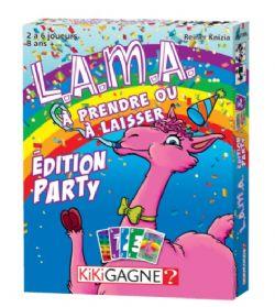 LAMA - EDITION PARTY (FR)