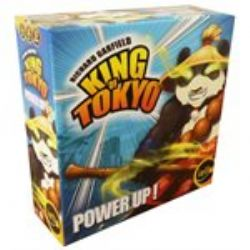 EXTENSION POWER UP! KING OF TOKYO