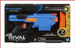 LANCEUR NERF RIVAL FINISHER PAYBACK XX 700
