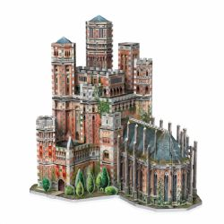 CT 845 PCS 3D LE DONJON ROUGE  TRÔN