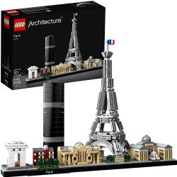 LEGO ARCHITECTURE PARIS #21044