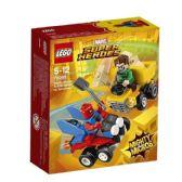 LEGO SUPER HEROS SPIDERMAN CONTRE SADMA #76089***