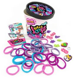 LOTSA LOOPS - LOOPY TUB (BRACELETS, TRESSAGE) TOP 10
