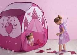 MAISON DE PRINCESSE POP-UP (TENTE)