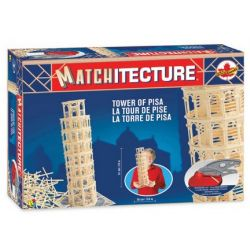 MATCHITECTURE - TOUR DE PISE 2400 PCS***