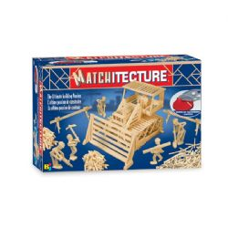 MATCHITECTURE - BULLDOZER 500 PCS