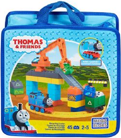 CENTRE DE RECYCLAGE THOMAS LE TRAIN