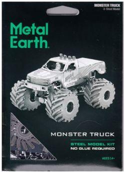 MÉTAL EARTH - FORD - MONSTER TRUCK