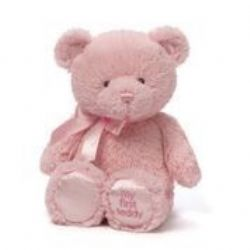 MON PREMIER OURSON TEDDY ROSE 10
