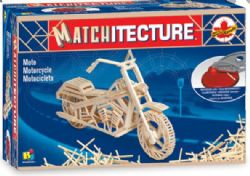MATCHITECTURE - MOTOCYCLETTE
