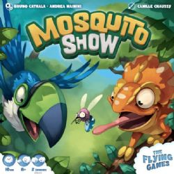 MOSQUITTO SHOW