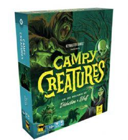 CAMPY CREATURE - FRANÇAIS