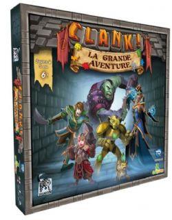 CLANK! LA GRANDE AVENTURE - EXTENSION