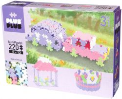 BLOCS PLUS PLUS MINI PASTEL  220 PCS 3 E