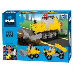 BLOC PLUS PLUS - MINI BASE 220PCS - CONSTRUCTION