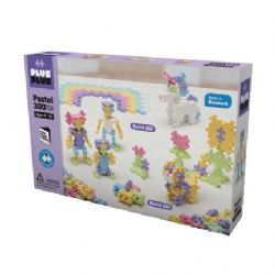 BLOC PLUS PLUS - MINI PASTEL 300PCS