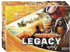 PANDEMIC LEGACY SAISON 2 (PANDÉMIE)