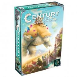 CENTURY GOLEM: AN ENDLESS WORLD (BILINGUE)