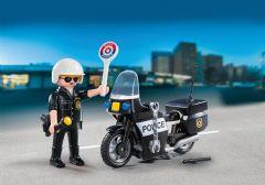 PLAYMOBIL - VALISETTE TRANSPORTABLE DE POLICE #5648
