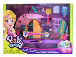 POLLY-POCKET CHAMBRE TRANSFORMABLE